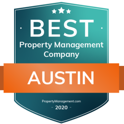 best property management badge austin 2020